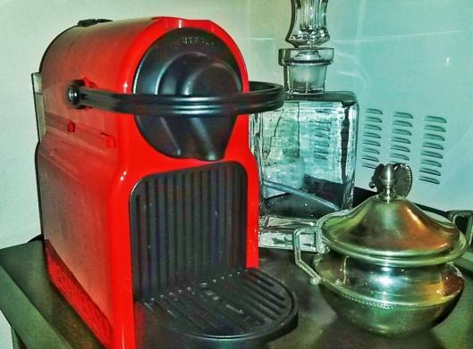 Pisa B & B coffee machine