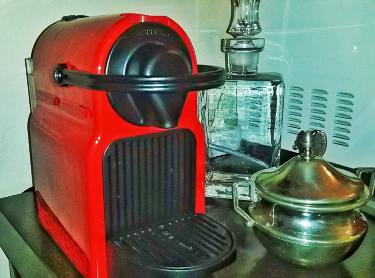 Pisa B & B coffee machine