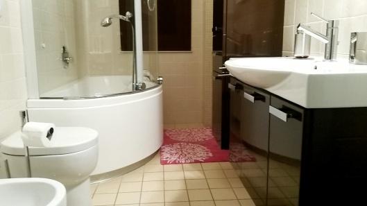 Guerrazzi Bed and Breakfast bathroom