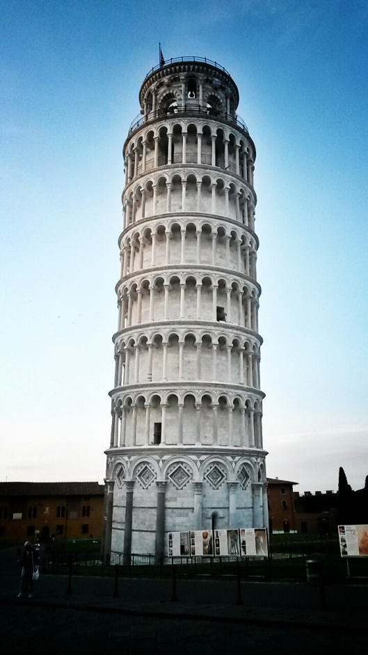 Leaning Tower Pisa accommodation review