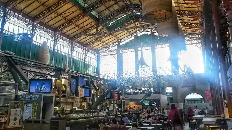 Mercado Centrale Florence Food Hall