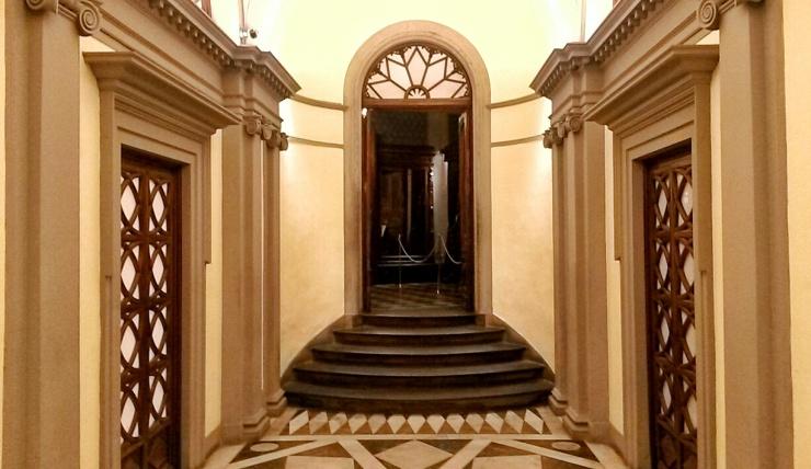 oldest pharmacy Florence Officina Profumo Santa Maria