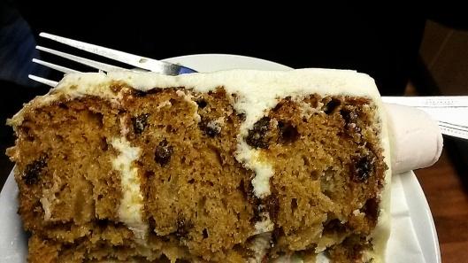 butternut squash gluten free cake London