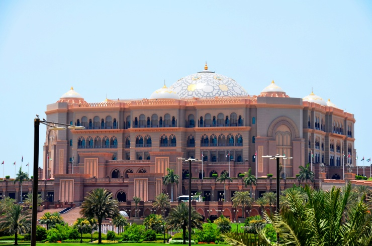 Emirates Palace Hotel photo