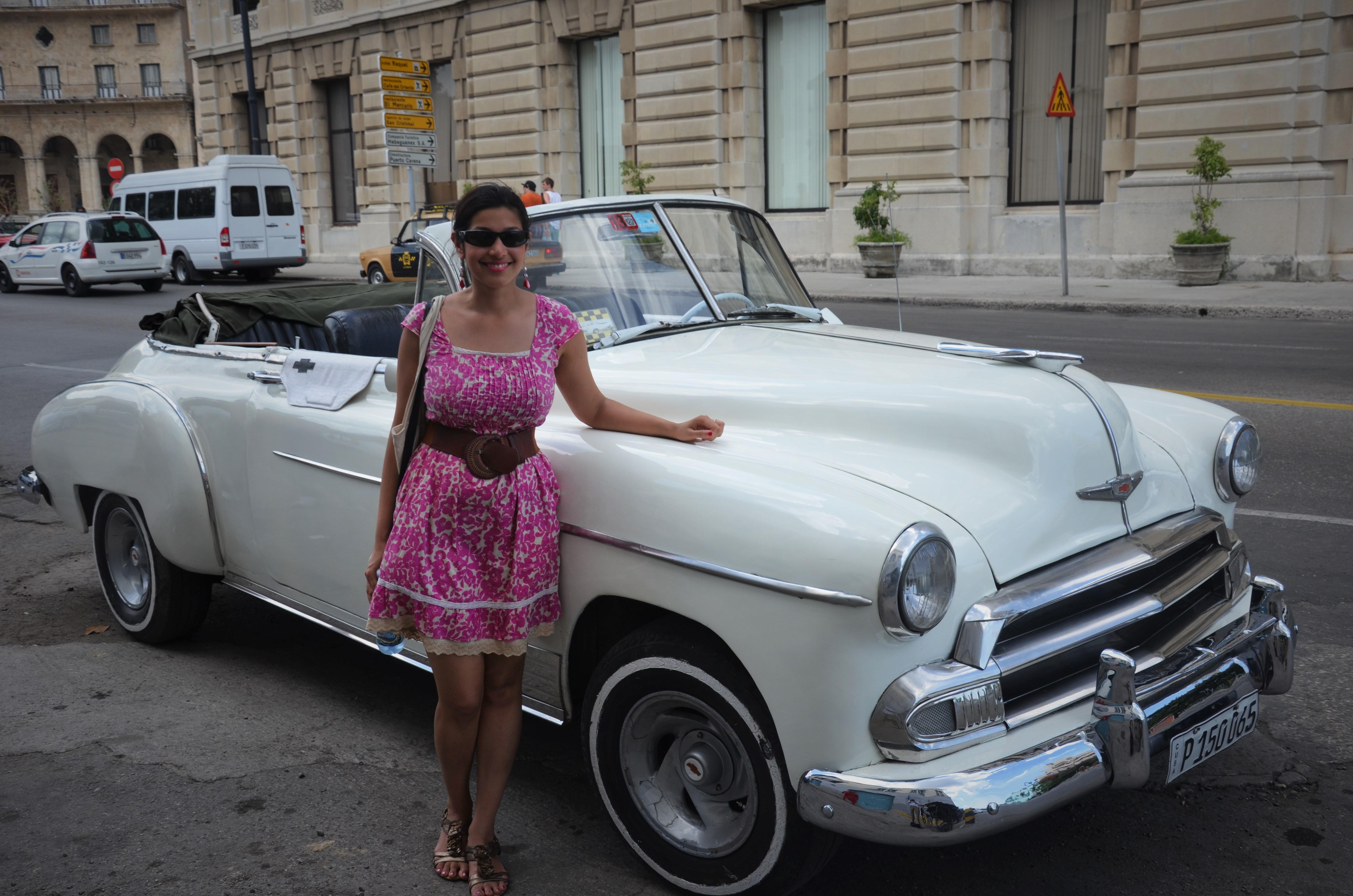 A Vintage Car City Tour of Havana, Cuba | Why Waste Annual Leave?