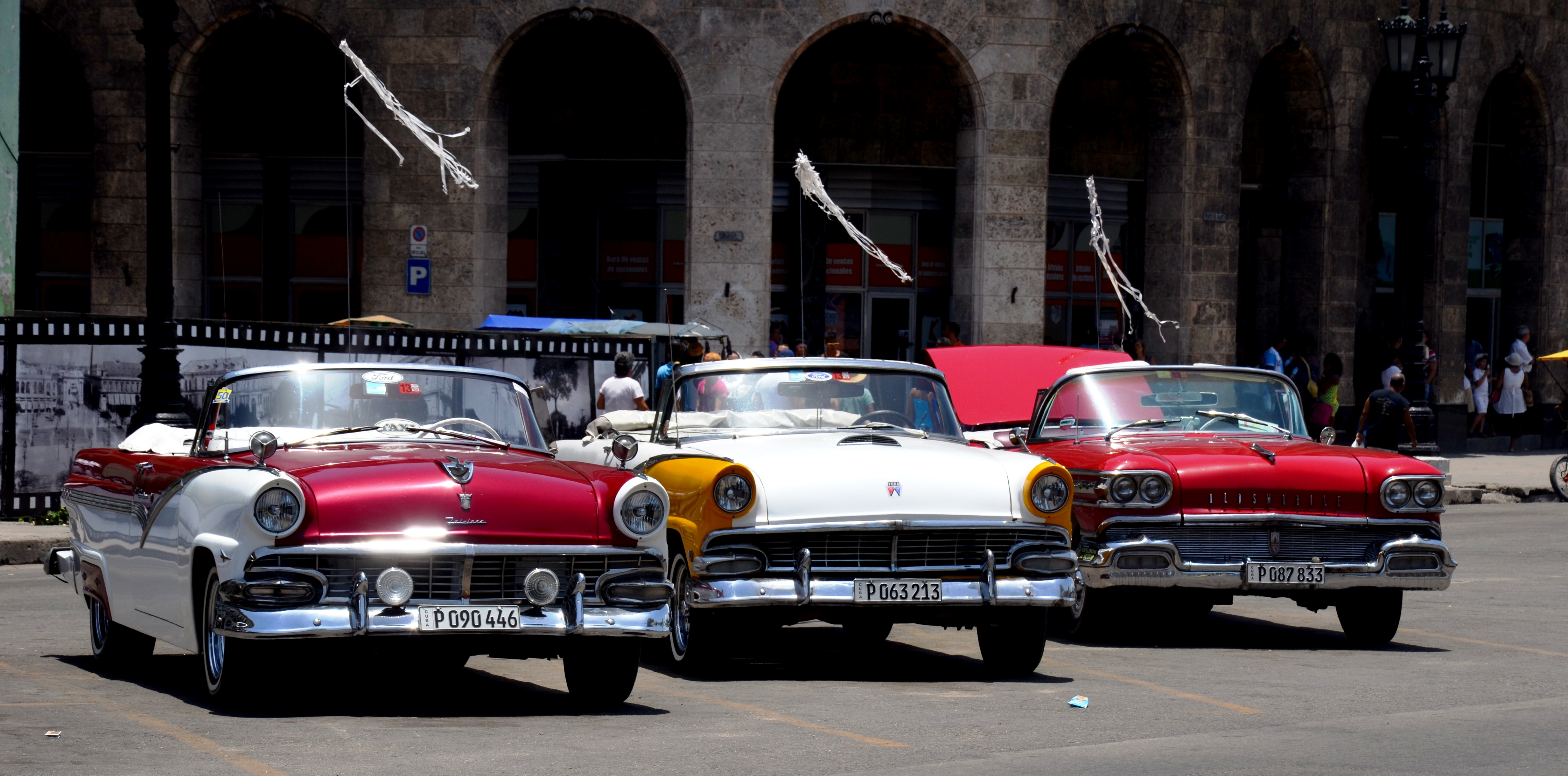 A Vintage Car City Tour Of Havana Cuba Why Waste Annual Leave