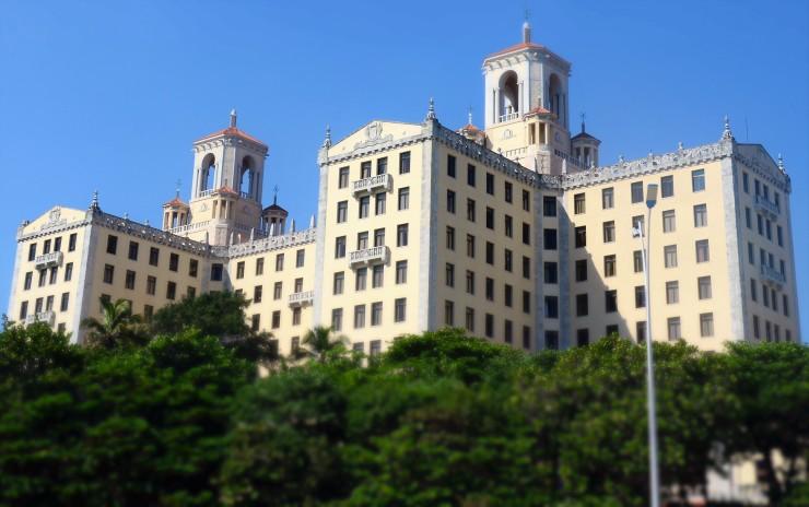 famous Hotel Nacional Havana Cuba