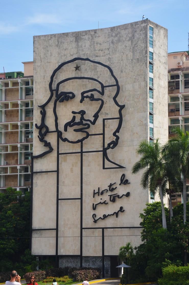 Che Guevara Plaza Revolution Square Havana
