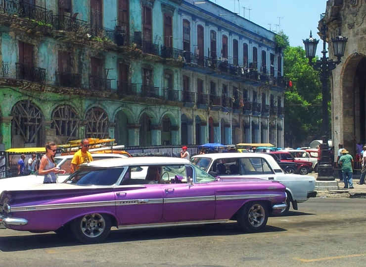 Why Waste Annual Leave Cuba