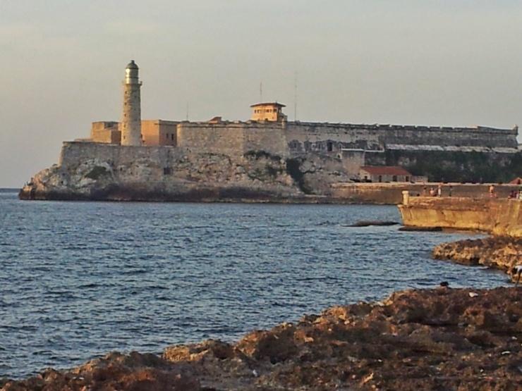 views from Malecon Havana Cuba