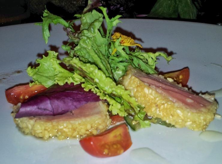 fine dining Balinese restaurant