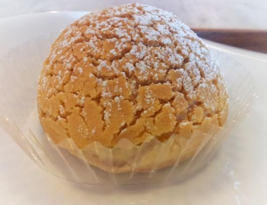 Tampopo best cream puff Singapore