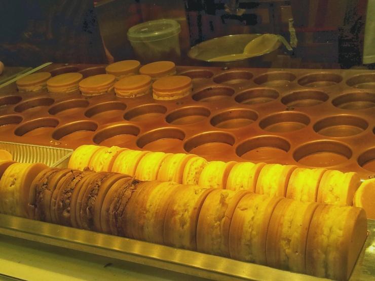 best Japanese desserts Singapore Takashimaya