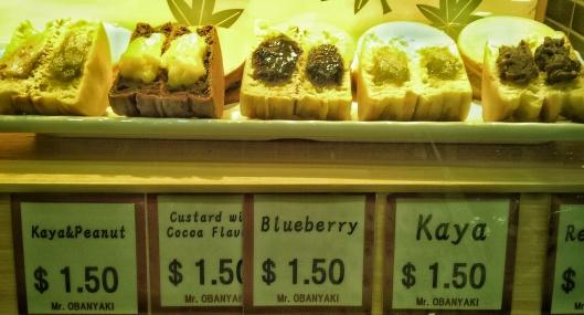 Takashimaya Japanese desserts Singapore