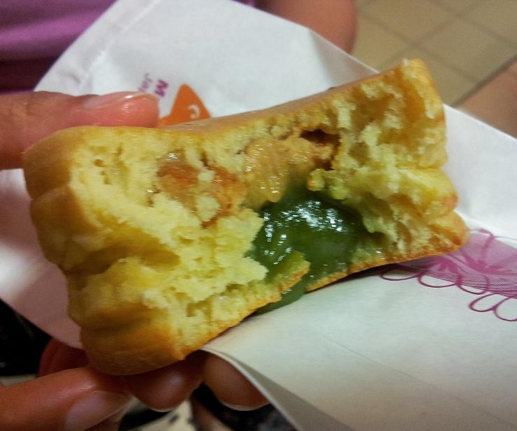 kaya peanut pancake Takashimaya Singapore