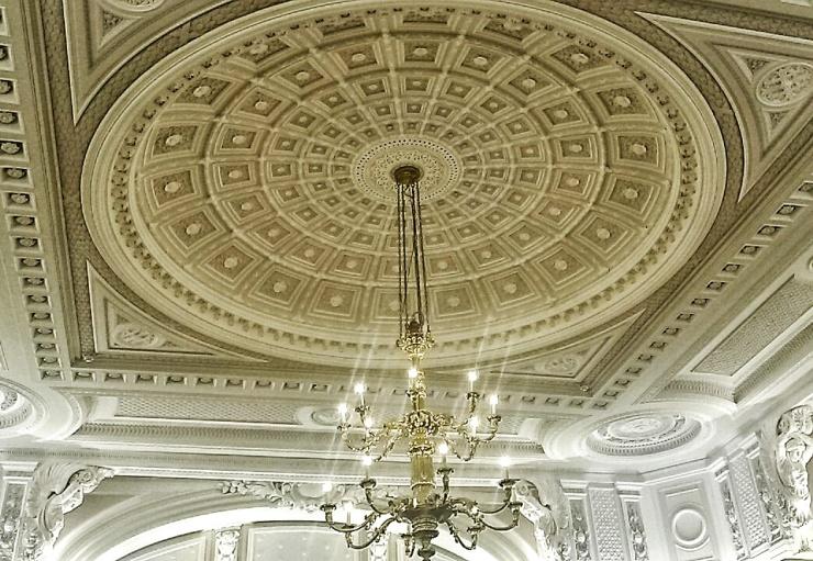 ballroom Amba Hotel Charing Cross London