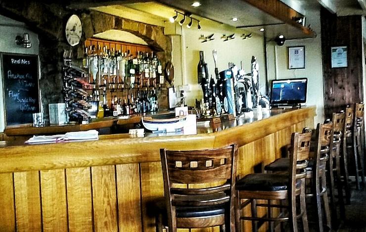Anchor Inn pub hotel Durham