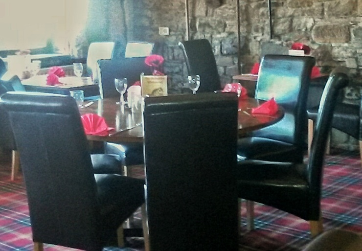 restaurant Anchor Inn Whittonstall