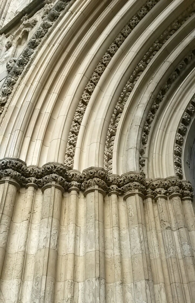 York Minster Cathedral Gothic architecture