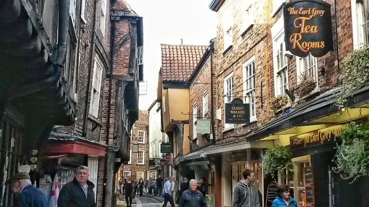 The Shambles Street York