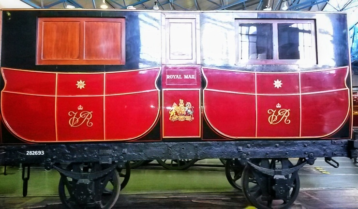 royal old trains York museum England