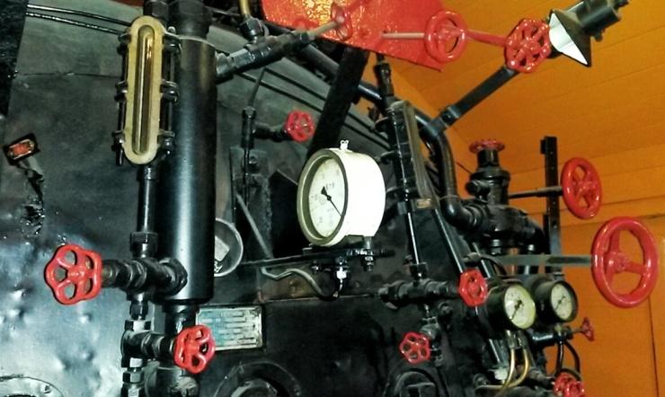 old railway history