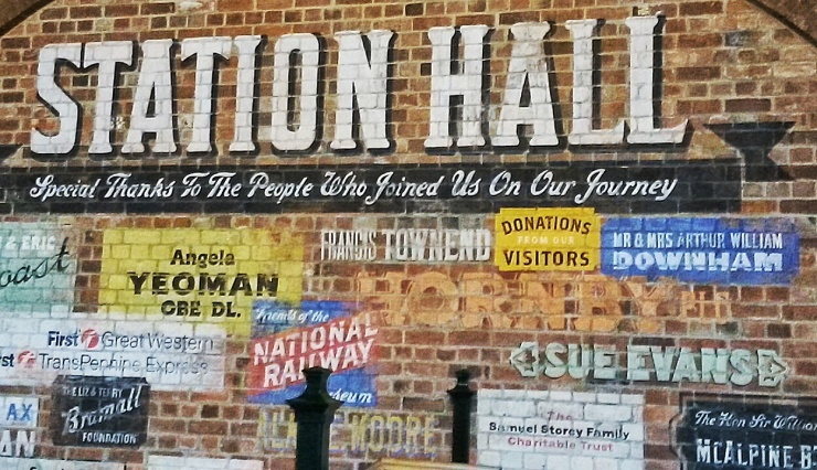 Station Hall National Railway Museum York