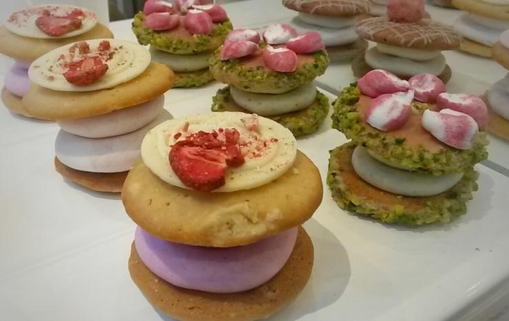 best matcha green tea desserts London