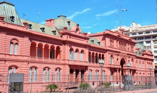 Casa Rosada Buenos Aires Pink House