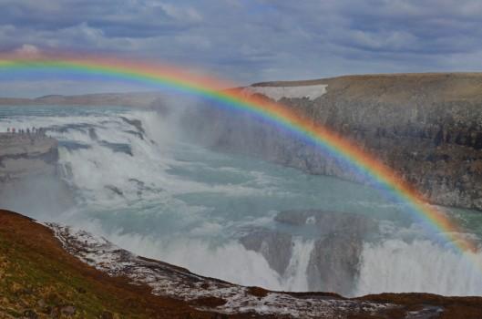 rainbow Reykjavik Iceland
