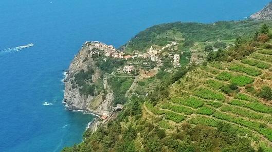 Volastra Corniglia hike