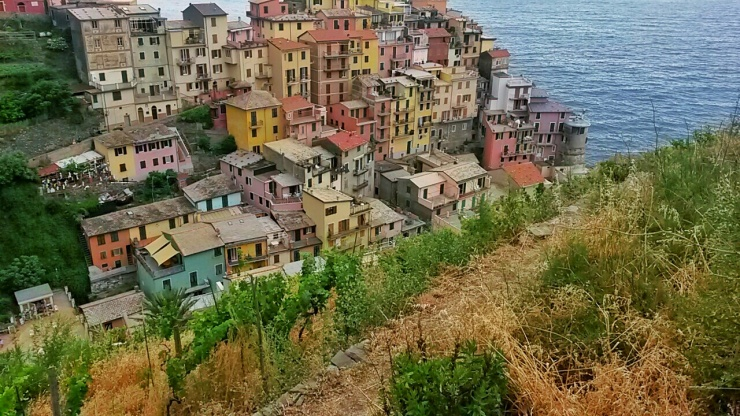 Cinque Terre travel blog article