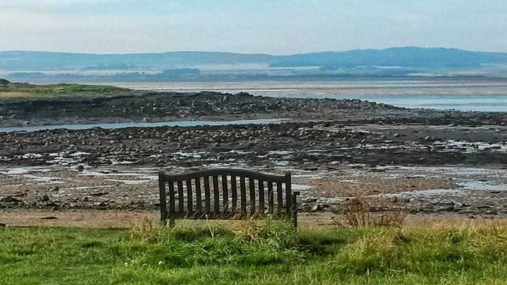 Lindisfarne landscape scenery photo