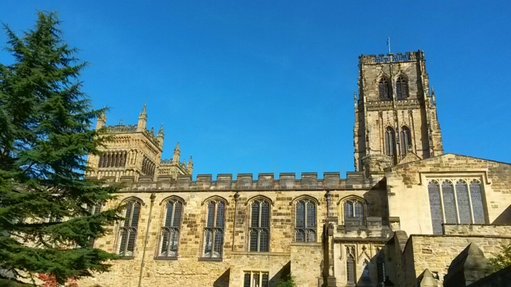 visiting Durham Castle Cathedral