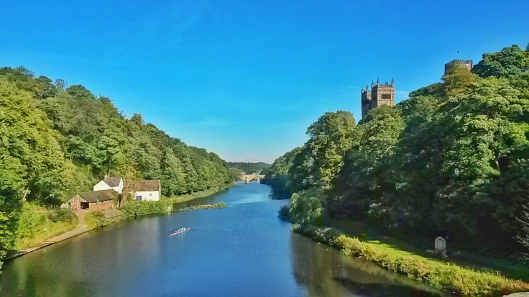 Durham riverside views