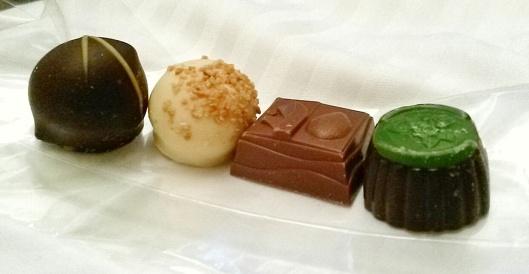 best Bruges chocolate shops