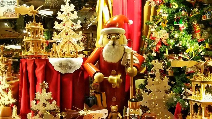 Christmas time Bruges