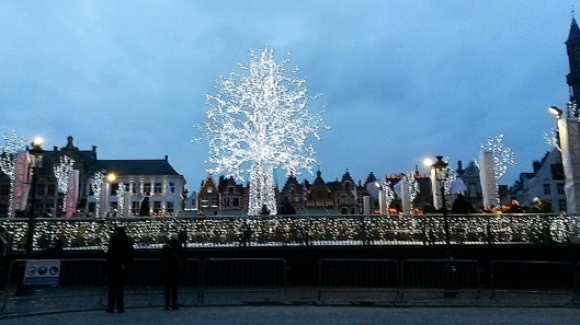 Christmas home decorations Belgium