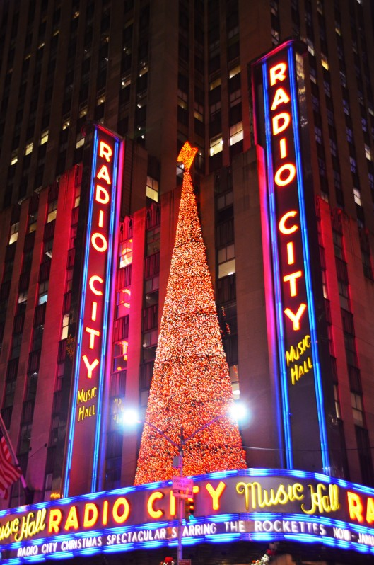 Radio City Music Hall Christmas