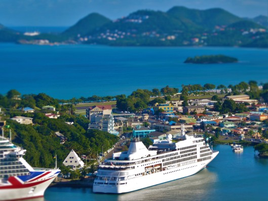 Celebrity Summit Cruise Southern Caribbean