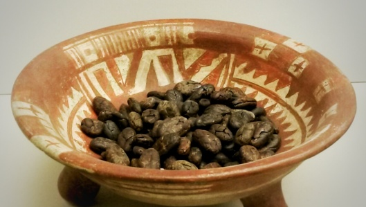 cocoa beans chocolate museum