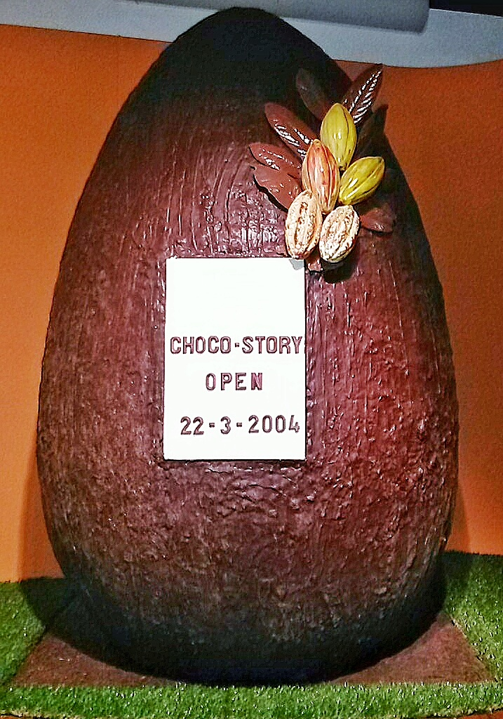 Chocolate Museum Bruges