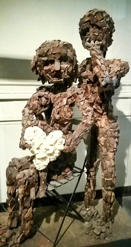 chocolate sculptures Bruges highlights