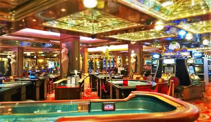 Celebrity Summit Cruise Ship Casino