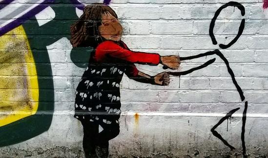 Camden Street Art Tour blog review