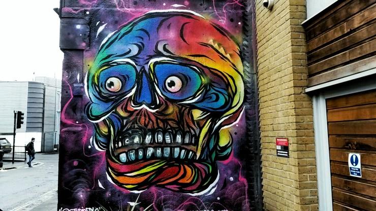 Camden Town Tours street art