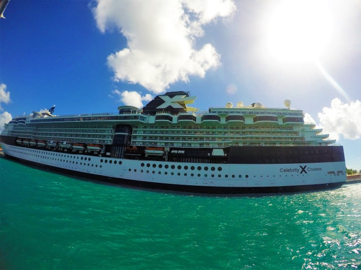Celebrity Summit Southern Caribbean