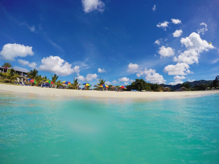 Ffryes Beach Antigua