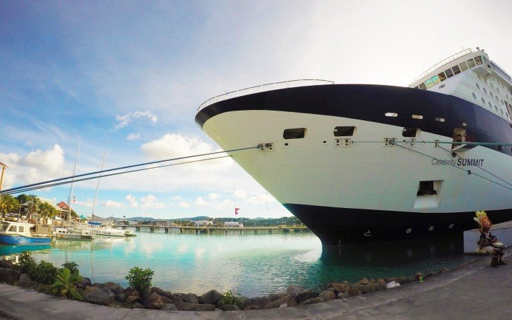 Celebrity Summit Cruise Review