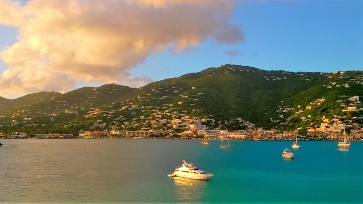 St Thomas US VIrgin Islands Cruise